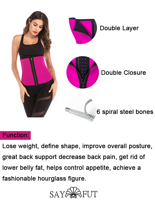 Control Tummy the Best Waist Trainer for Weight Loss(1)