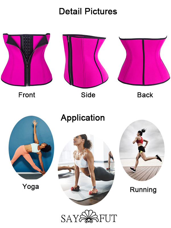 Control Tummy the Best Waist Trainer for Weight Loss(2)