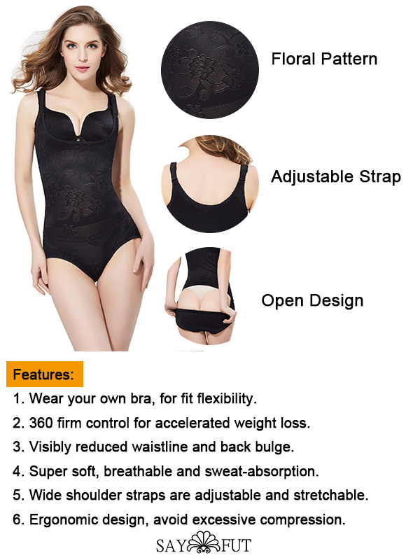 Seamless Firm Tummy Control Slimming Body Shaper(1)
