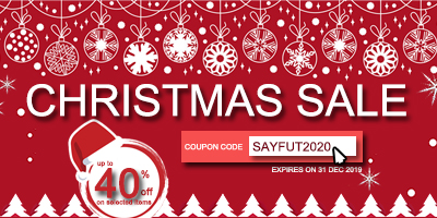 What is the Best Christmas Sale at Sayfutclothing?
