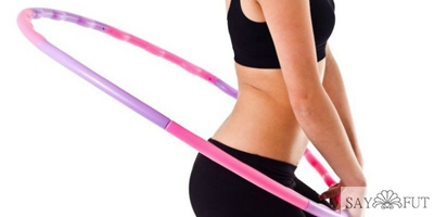 Can Hula Hoops Reduce Your Waistline?